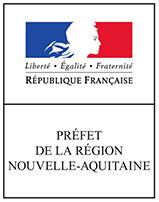 Logo Préfet Région Nouvelle Aquitaine